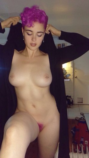 amateur photo Stefania