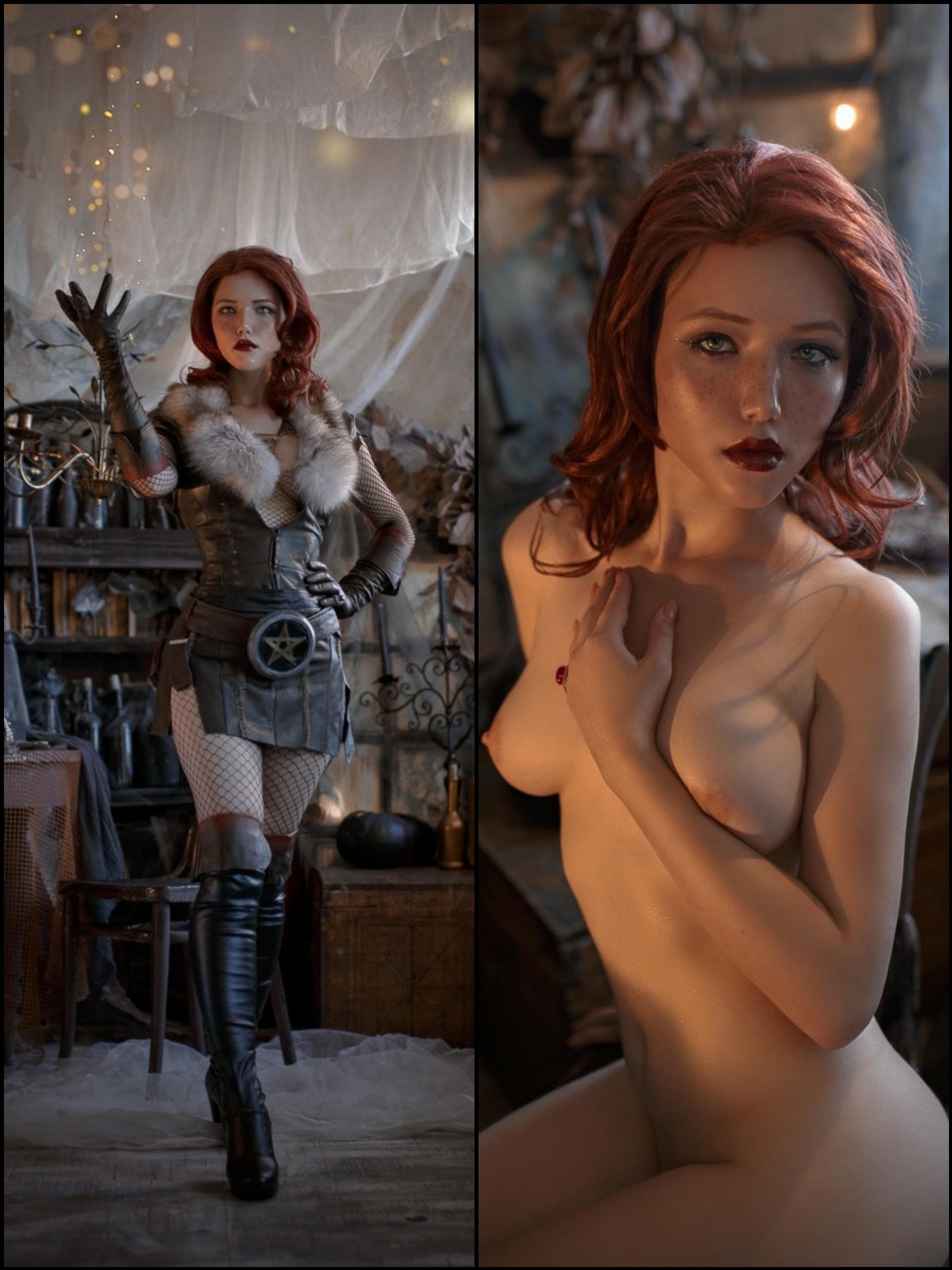 Nude triss merigold 51 Triss