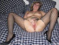 Horny Blonde Slut