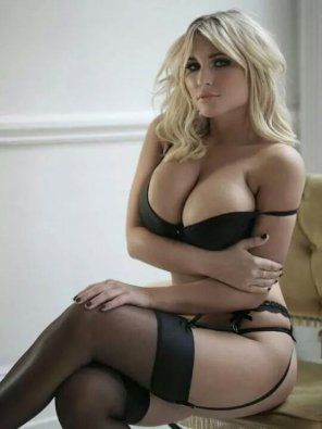 amateur photo Stunning blonde