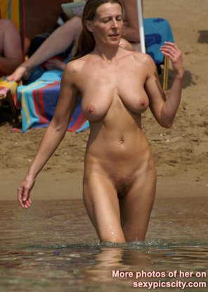 amateur photo Brooklyn At Nudist Beach
