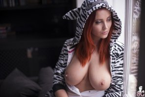 amateur photo Cute hoodie