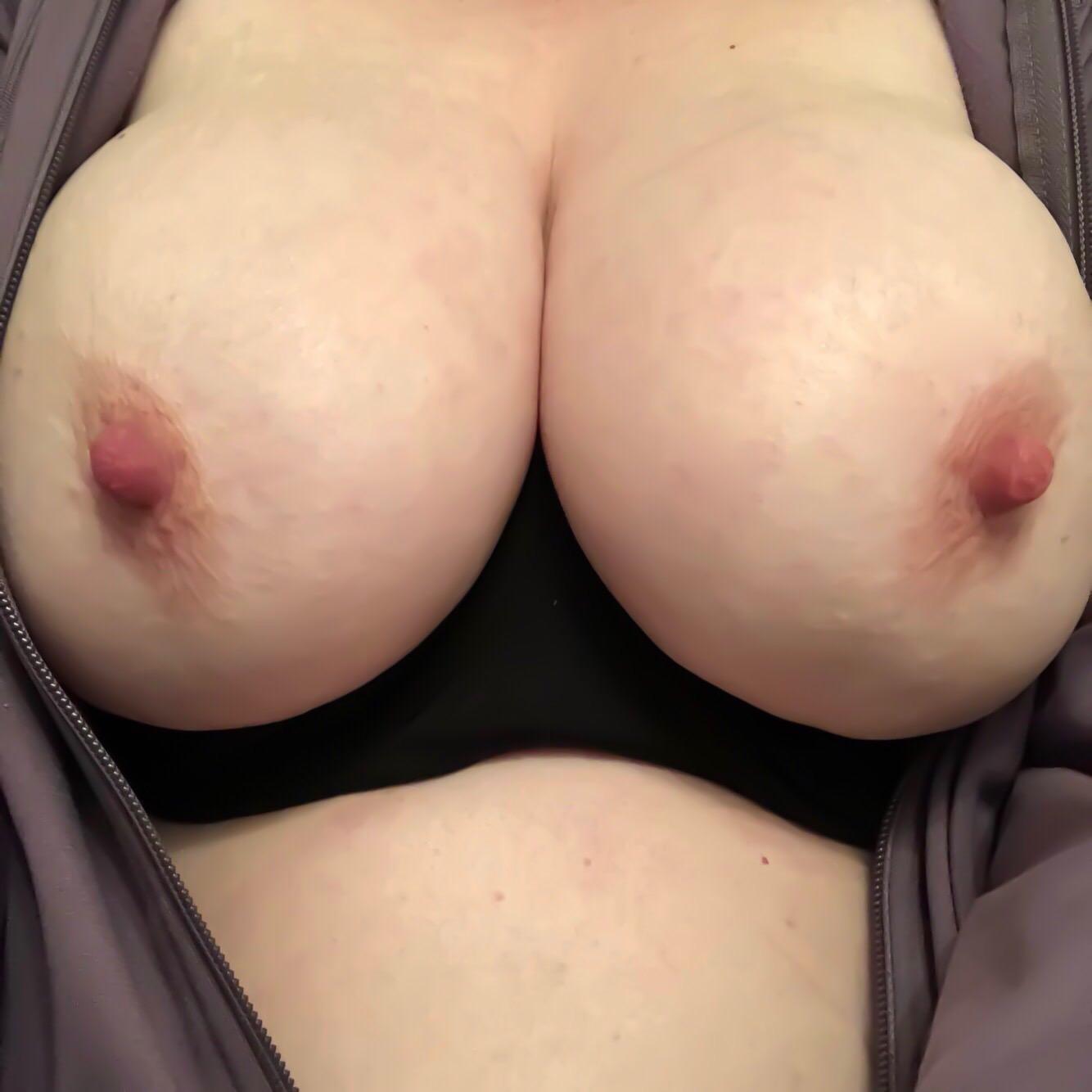 Brunette Big Tits Morning Fuck