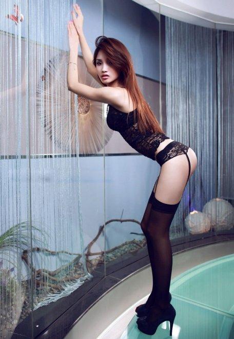 Asian Beauty Porn Photo
