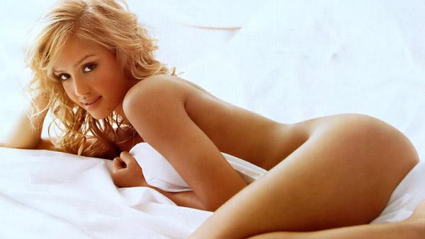 Alba porn jessica Jessica alba
