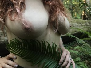 amateur photo Big titties [f]rom the Forest