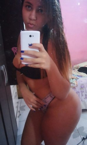 amateur photo Brazilian