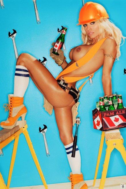 Pamela Anderson Porn Photo