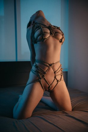 amateur photo More gorgeous ropework