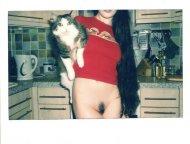 amateur photo Pussycat