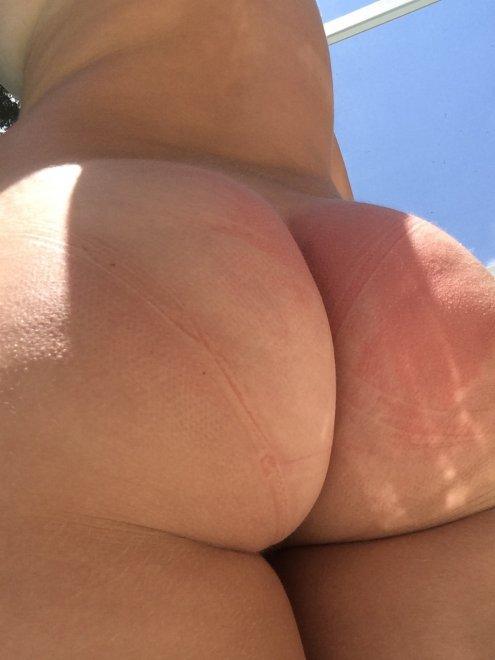 Leaving a mark Porn Photo