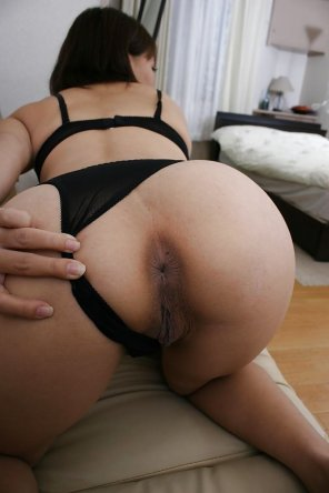 amateur photo Both holes ready