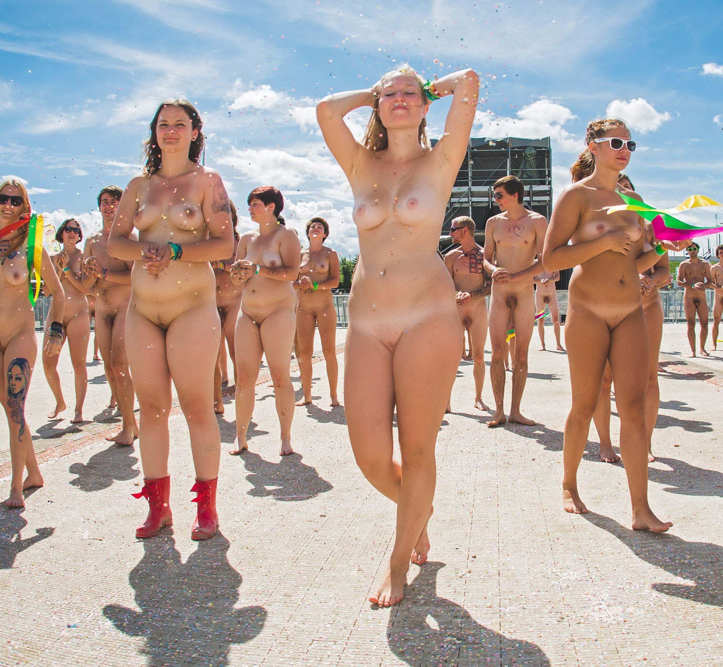 Festival Porn