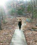 amateur photo London hiking at Lynn Woods Park