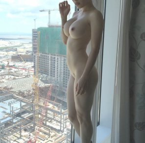 amateur photo Windowsill