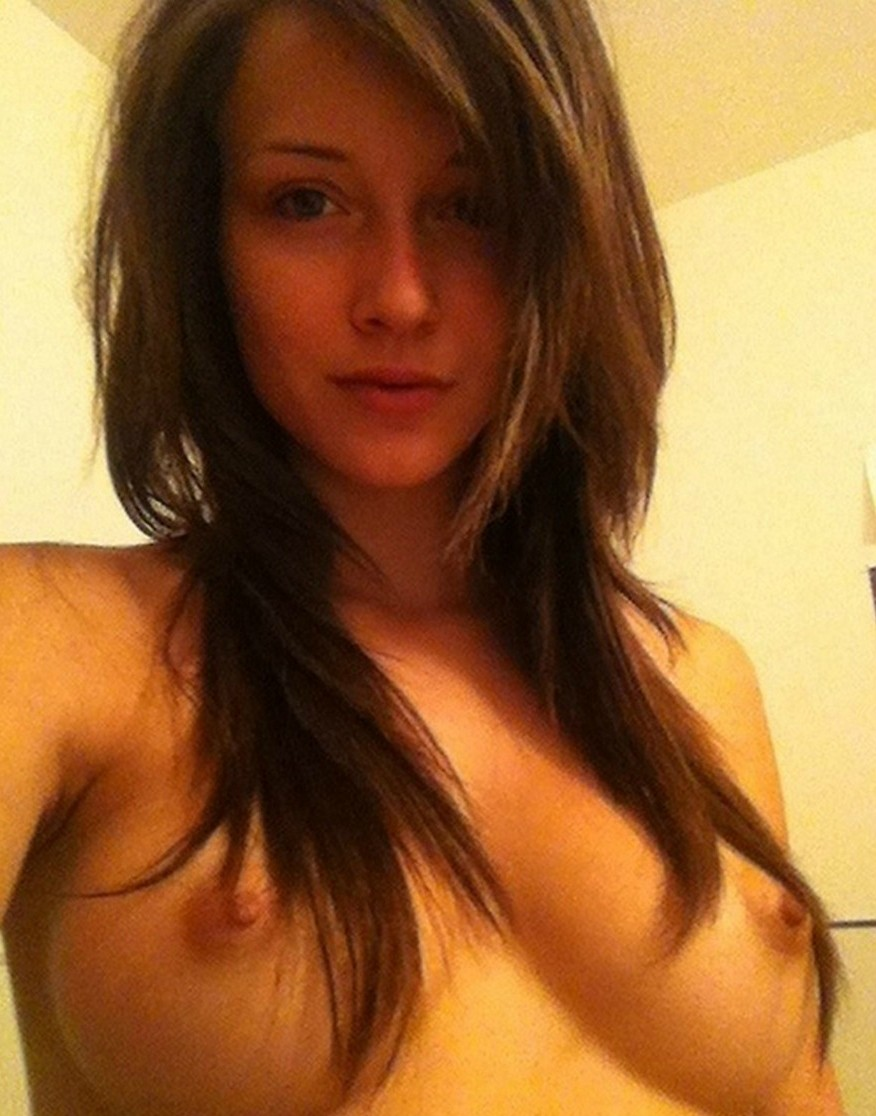 beautiful brunette amateur porn