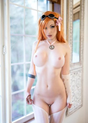 amateur photo Edgy naked hottie