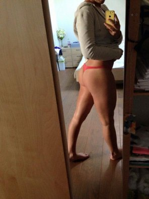 amateur photo Nice bum