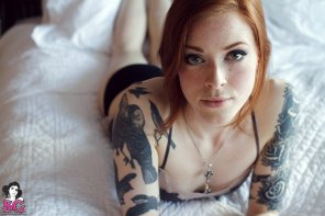 amateur photo AnnaLee PlaeSkin&Freckles - SuicideGirls [MiC]