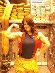 amateur photo Firewoman