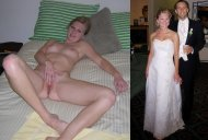 amateur photo Off - On Bride