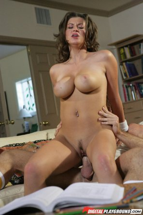 "amateur photo Sara Stone in ""Mrs Behavin"""