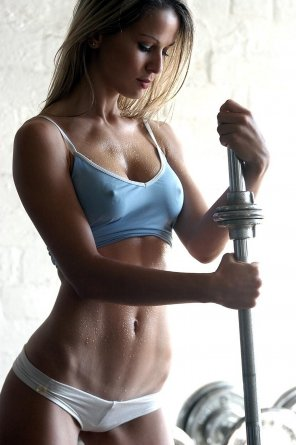 amateur photo Ready for a workout