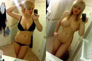 amateur photo Bikini On- Bikini Off