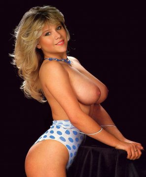 amateur photo Good old Samantha Fox