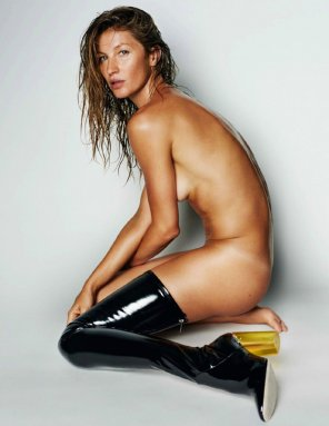 amateur photo Gisele Bundchen