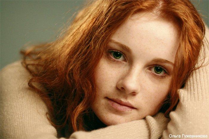 Beautiful redhead Porn Photo