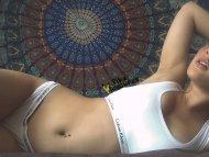 White Calvins [F]