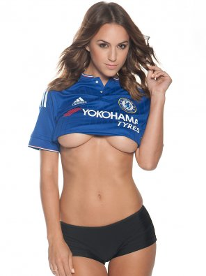 amateur photo Soccer fan