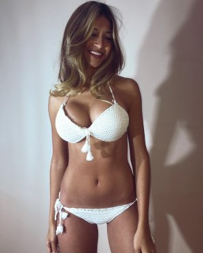 amateur photo Crochet bikini