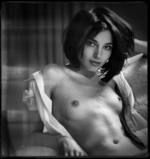 amateur photo Sultry black and white