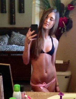 amateur photo Pink panties
