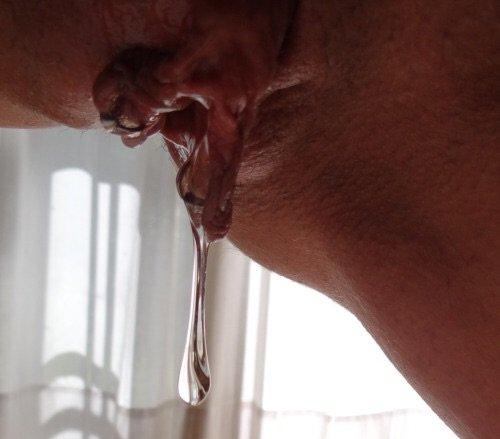 Sticky Porn Photo