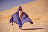 amateur photo Desert hallucination