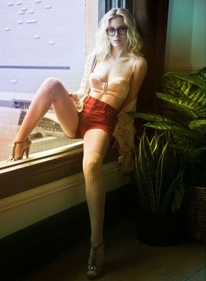 amateur photo Gillian Jacobs