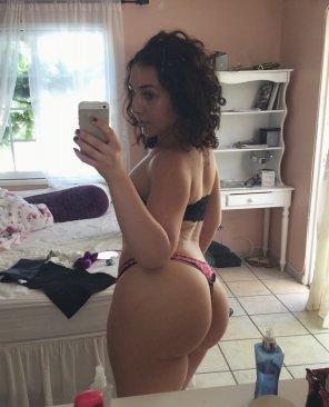 amateur photo Amazing booty