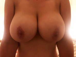 amateur photo Would love to one of you ladies to play with these. They're super soft :)