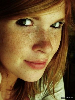 amateur photo Mesmerized by the freckles