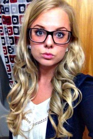 amateur photo Gorgeous Blonde