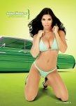 amateur photo Suelyn Medeiros in Lowrider magazine
