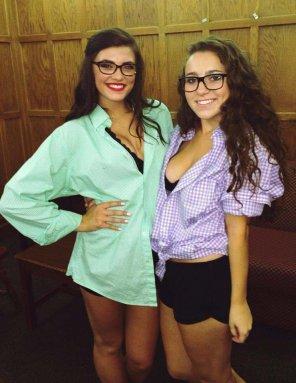 amateur photo College Girls