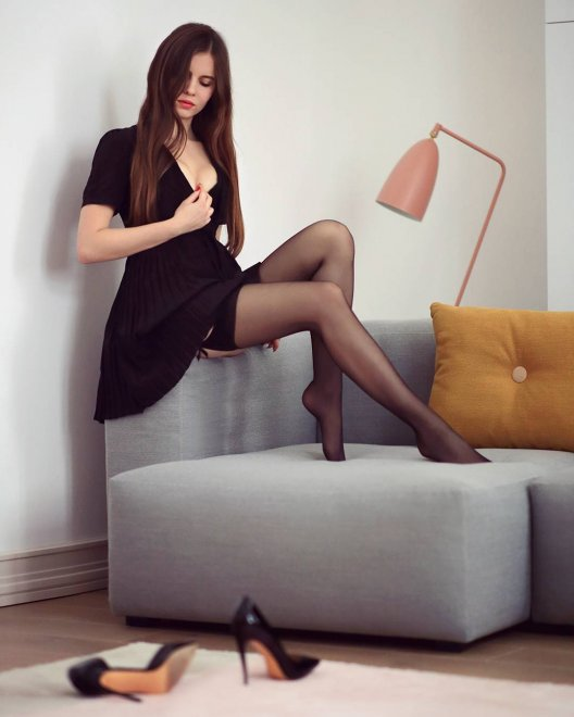 [IG] Ariadna Majewska 2018 sensual calendar teasing Porn Photo