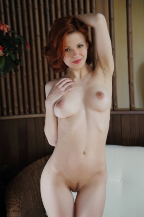 amateur photo Redheaded Beauty
