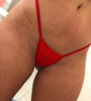 amateur photo [F] Enjoy the Thong of The Day gap!!!🎀