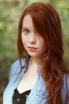 amateur photo Grey Eyes