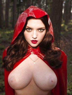 amateur photo Red hot